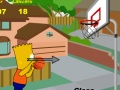 Bart Simpson - basketbolists